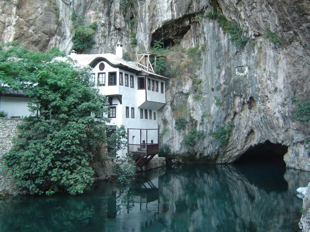 Klasztor Derwiszów w Blagaju, Bośnia i Hercegowina