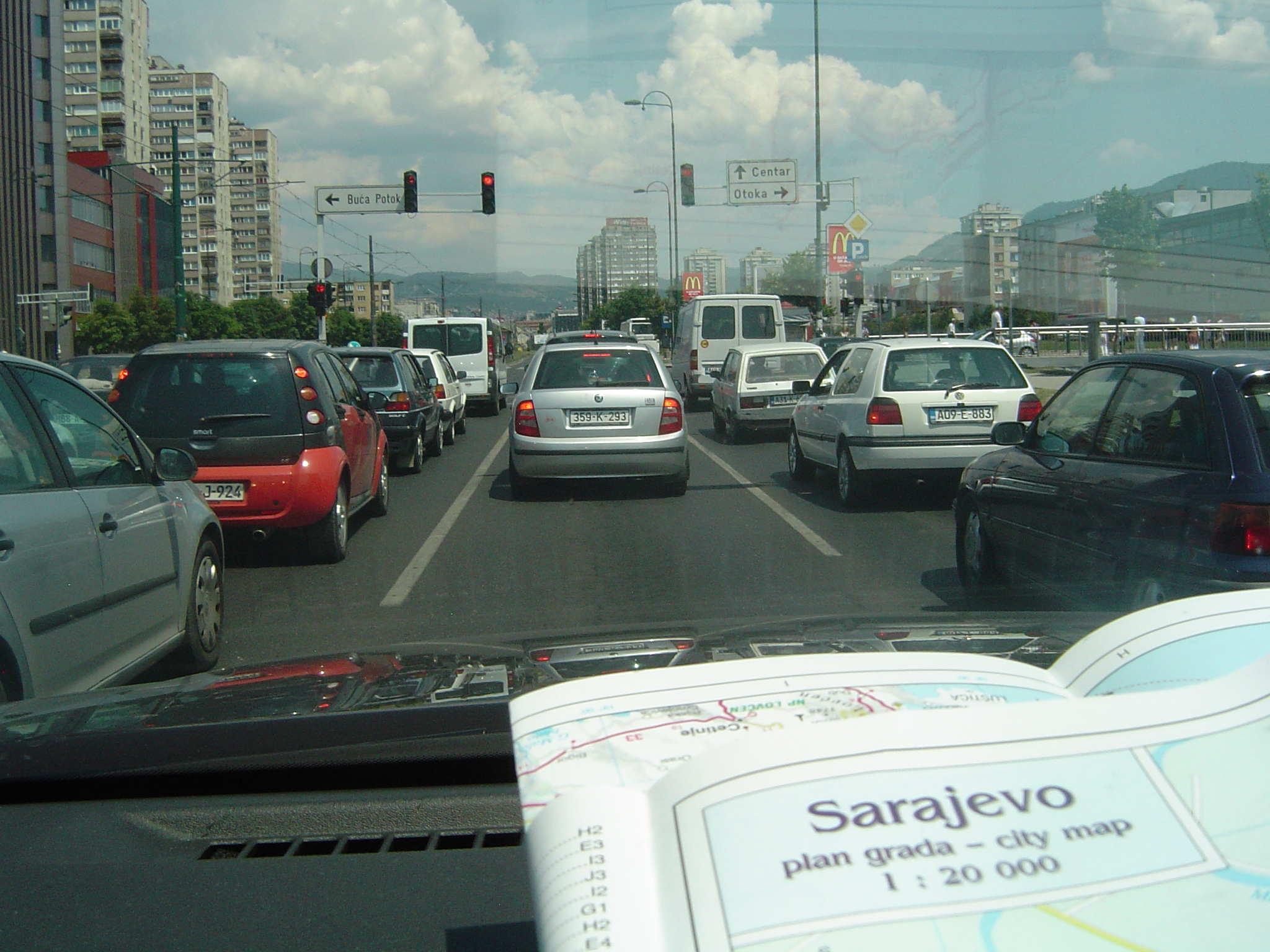 Sarajewo - stolica BiH