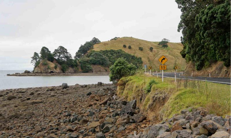 krajobrazy Nowej Zelandii