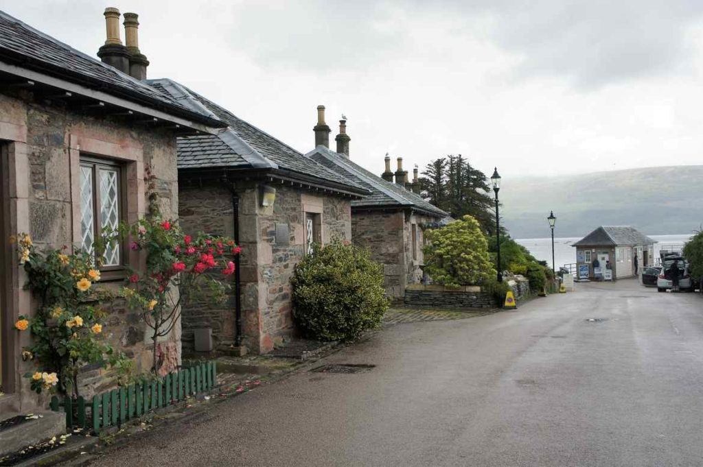 Luss, Szkocja