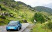 Szkocja elektrycznym autem