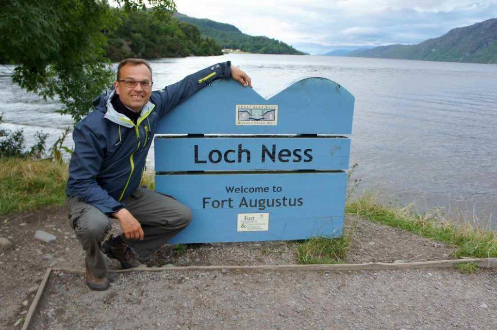 jezioro Loch Ness, Szkocja