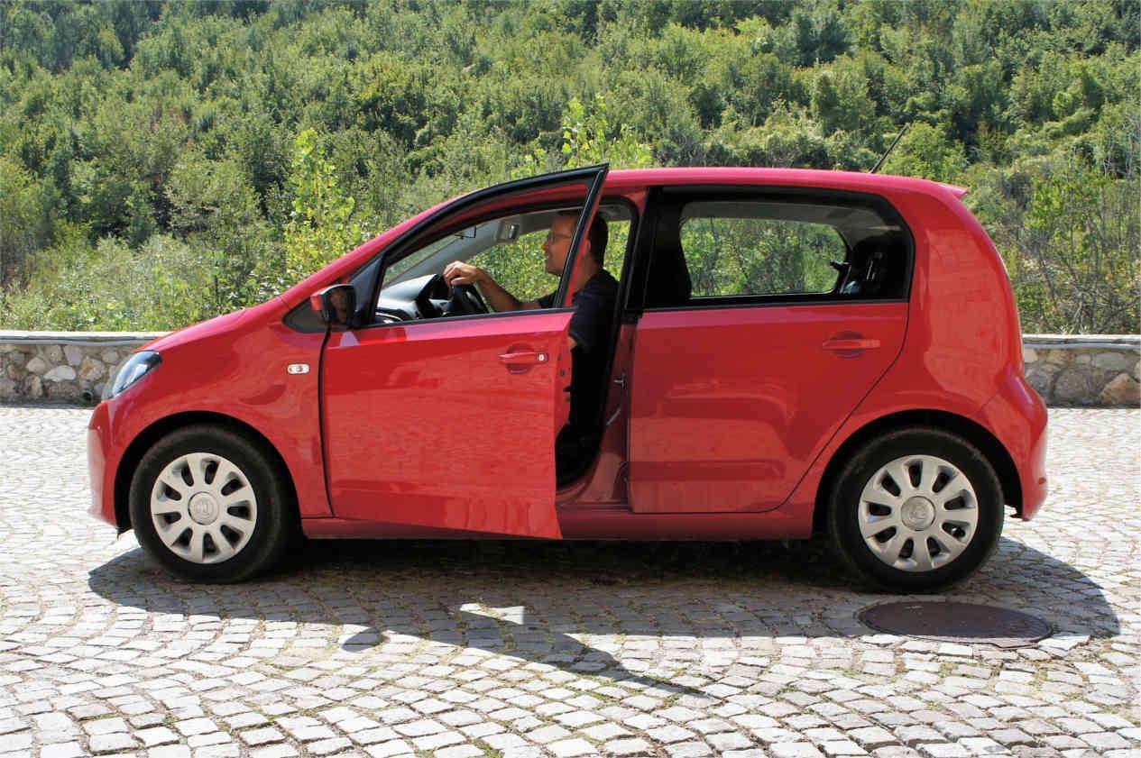 rent-a-car, Bałkany