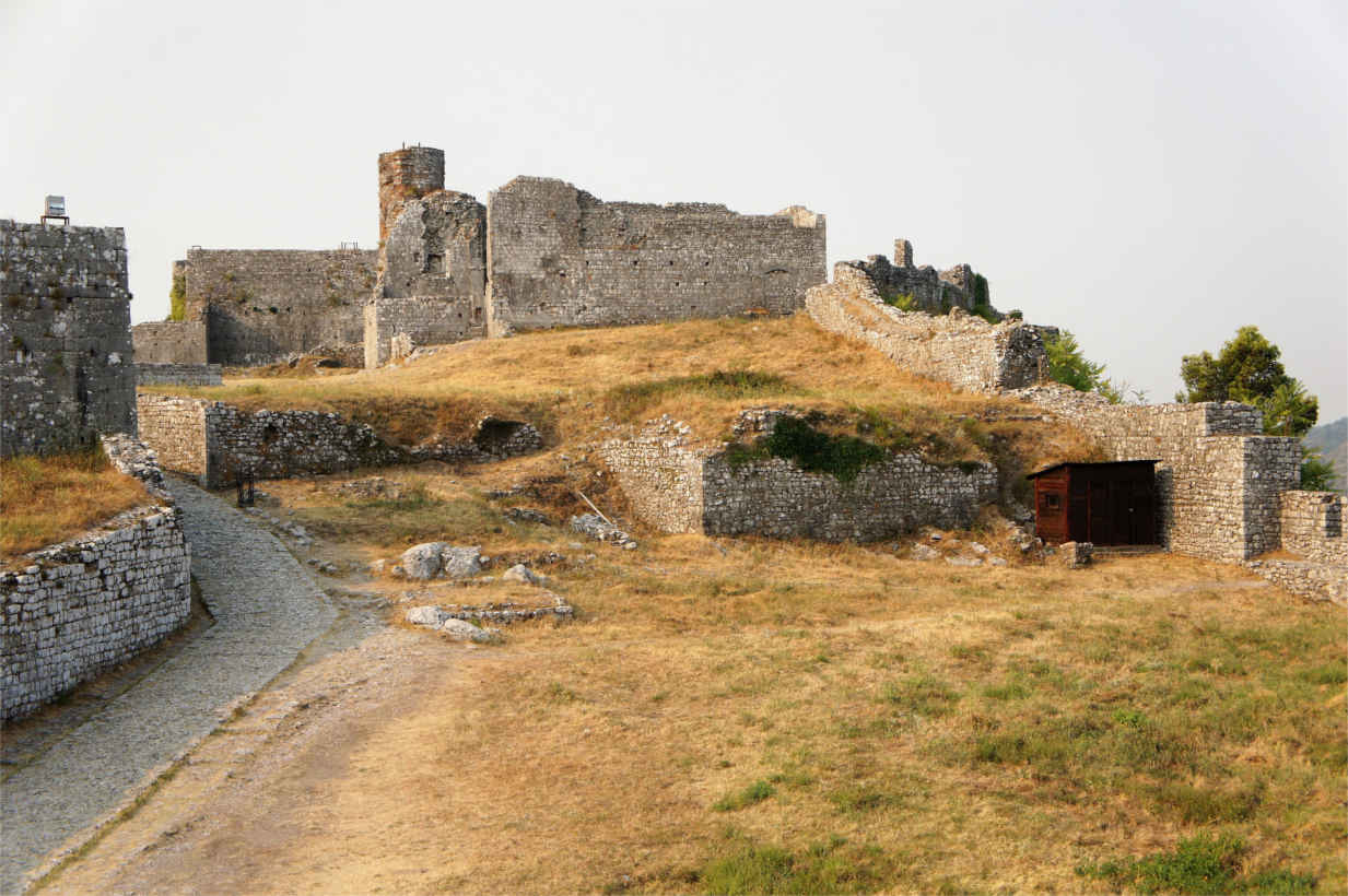 Zamek - Szkodra