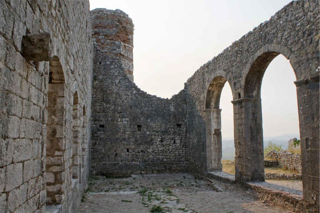 Ruiny Zamku Rozafa - Albania