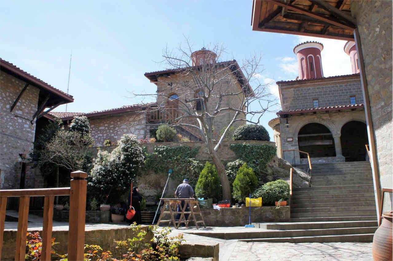 klasztor - Meteory