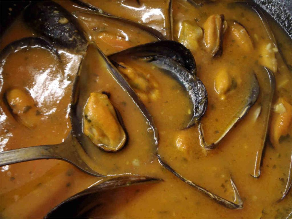 sea food - Santander
