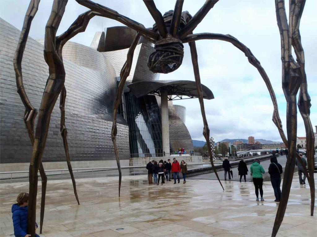 Muzeum Guggenheim, Bilbao