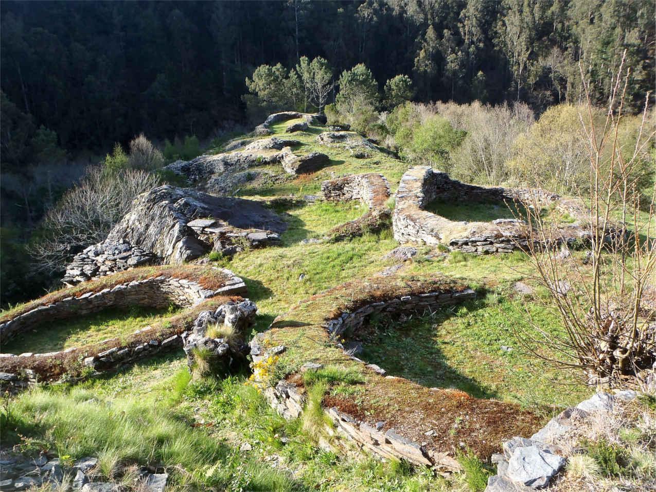 celtycka wioska: Hiszpania Północna