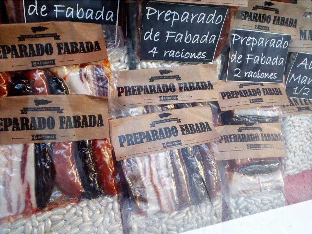 kulinaria północnej Hiszpanii - Fabada