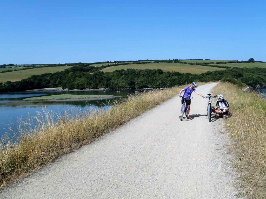 trasa rowerowa, Kornwalia