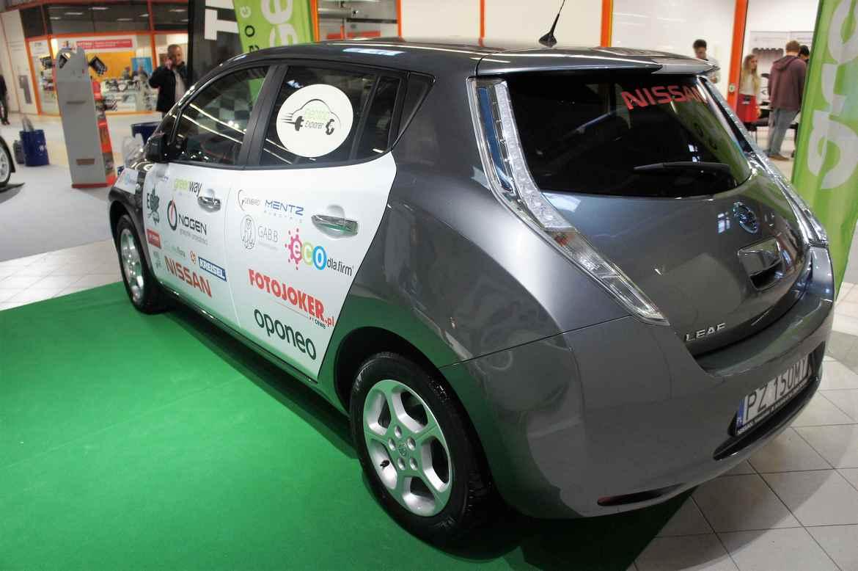 Nissan LEAF - Arkady Fiedler