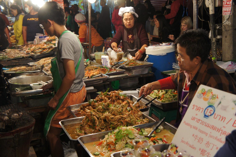 Chiang Mai Street Food