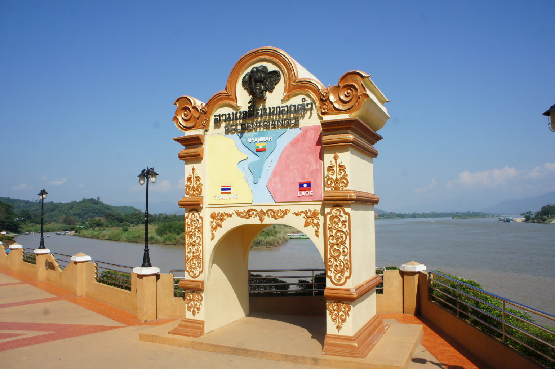 Złoty Trójkąt, Tajlandia