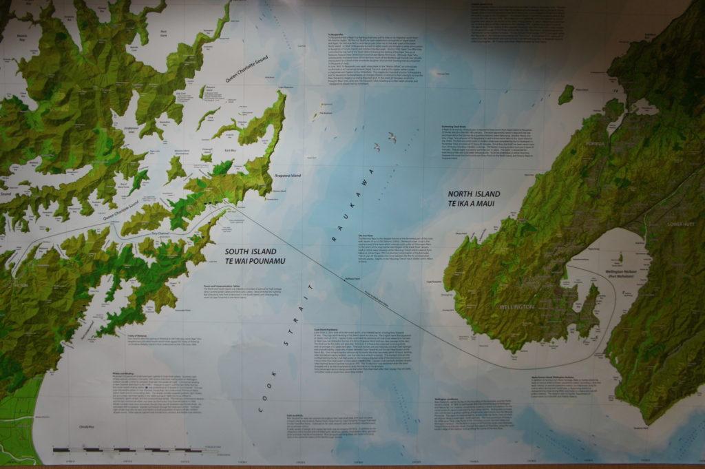 Cieśnina Cooka Nowa Zelandia
