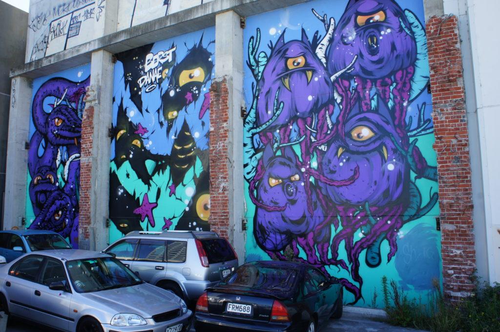murale Christchurch