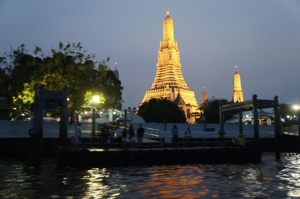 swiątynia Wat Arun Bangkok