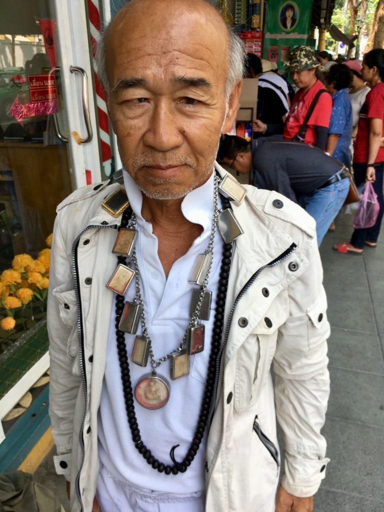 Targ Amuletów Bangkok