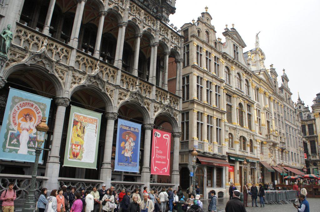 Grand Place w Brukseli