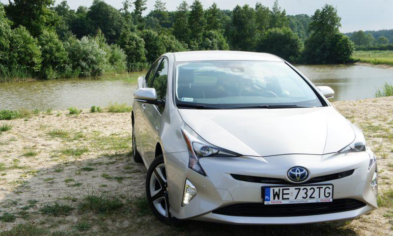 Toyota Prius - ikona napędu hybrydowego