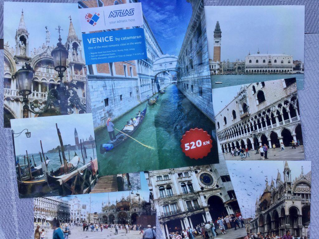 rejs z Istrii do Wenecji
