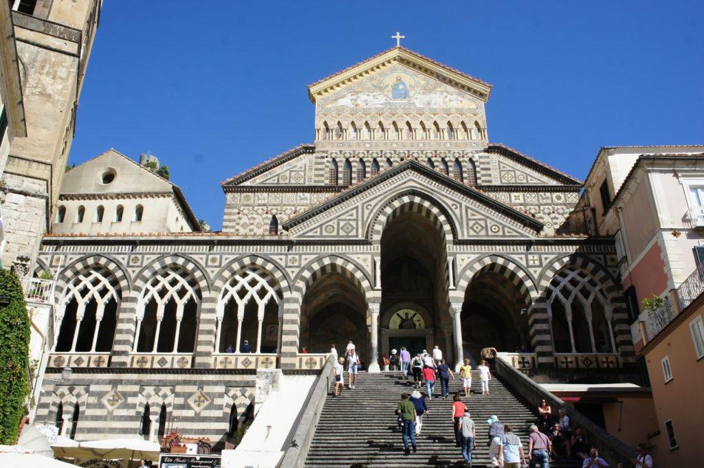 arabskie wpływy widać w Amalfi