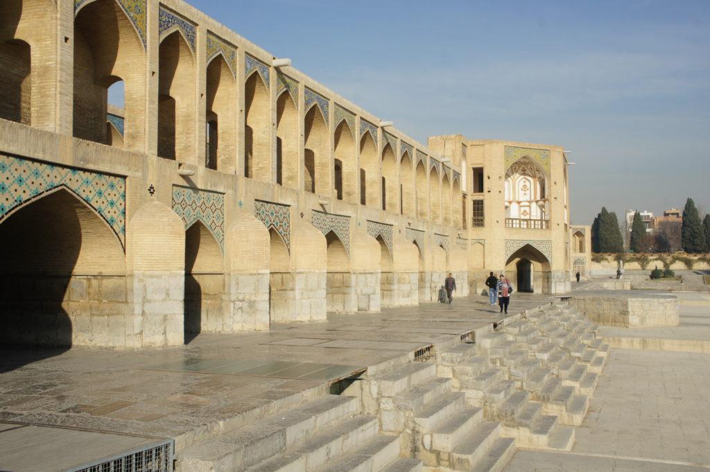 Isfahan nie ma rzeki ale ma piękne mosty