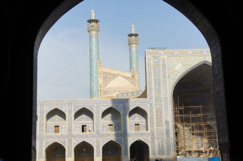 Meczet Imama w Isfahanie