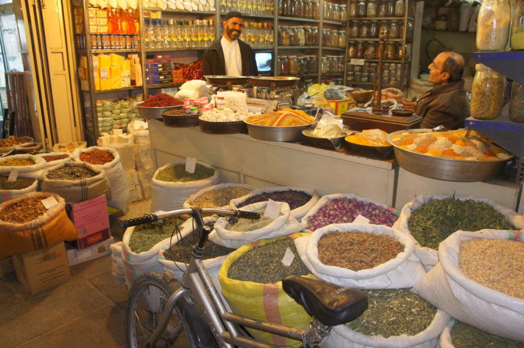 irański bazar