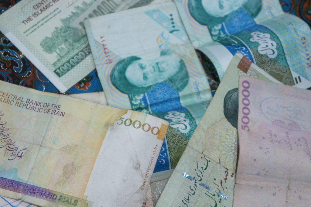 irańska waluta