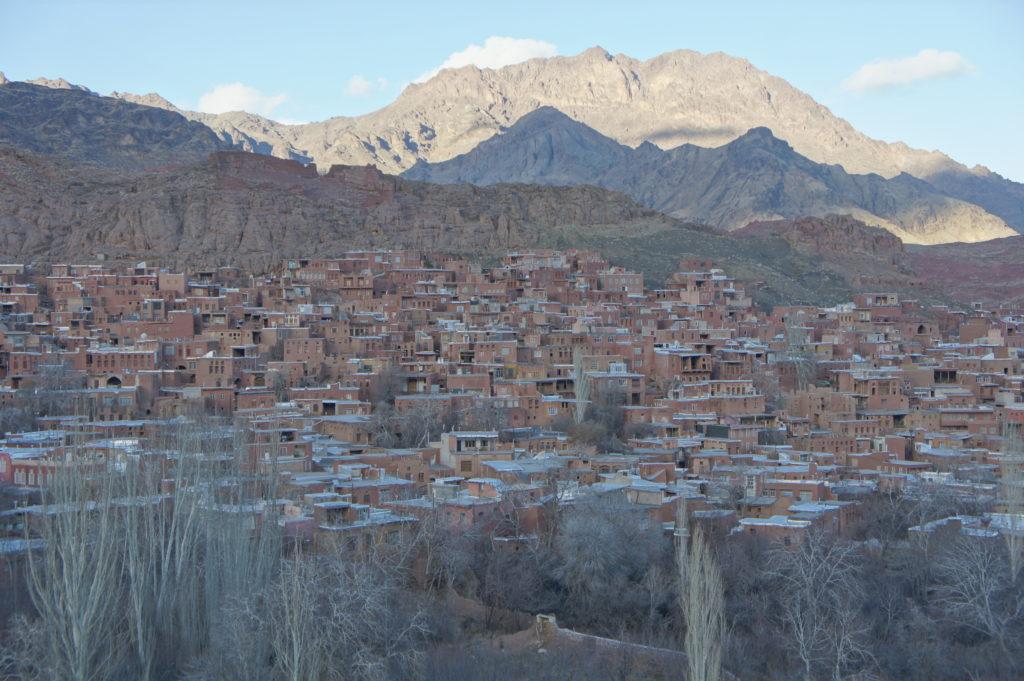 Wioska Abjane