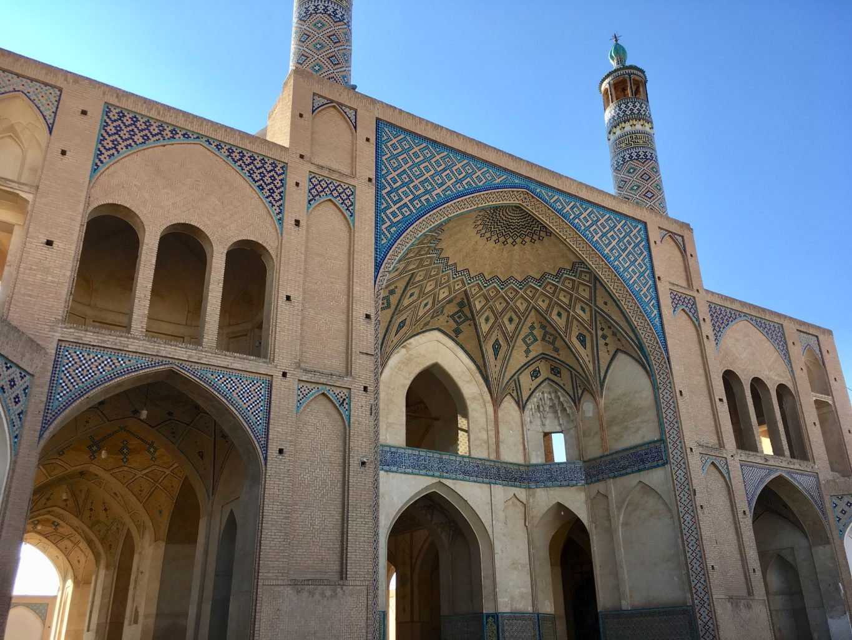 Meczet w Iranie