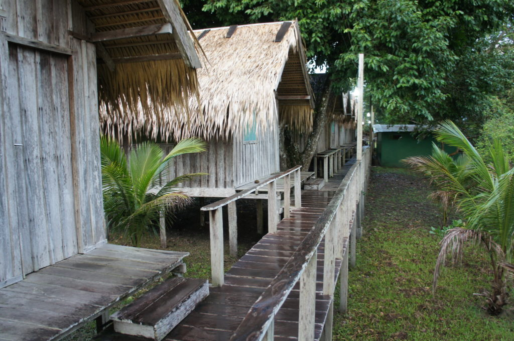 Juma Lake Camp House