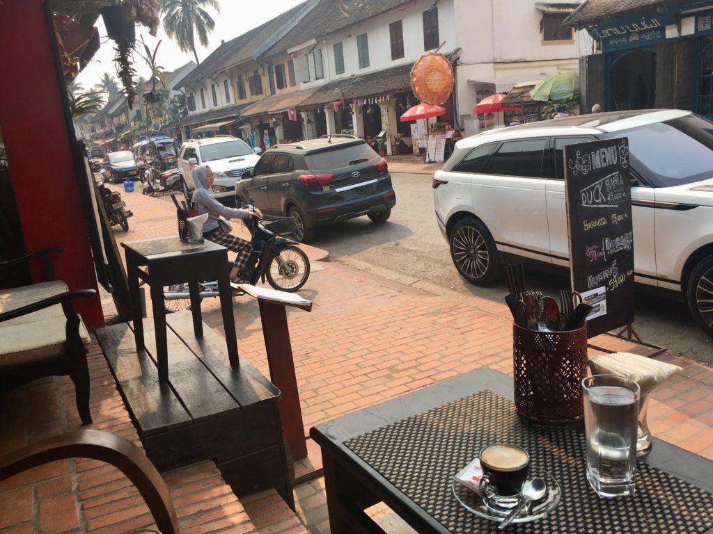 Slow Life w Luang Prabang