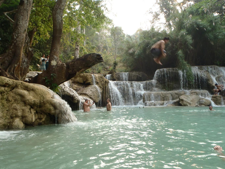 Wodospady Kungsi