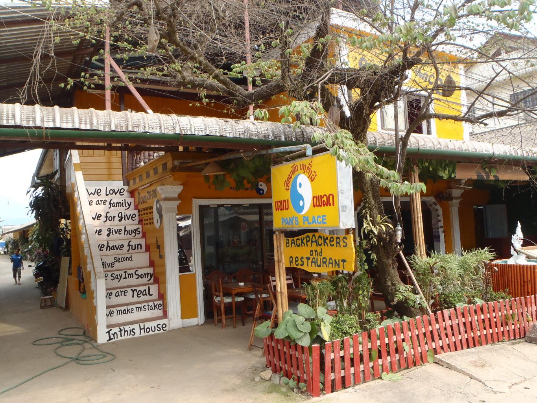 Hostel w Vang Vieng
