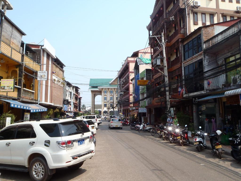 Centrum Vientiane