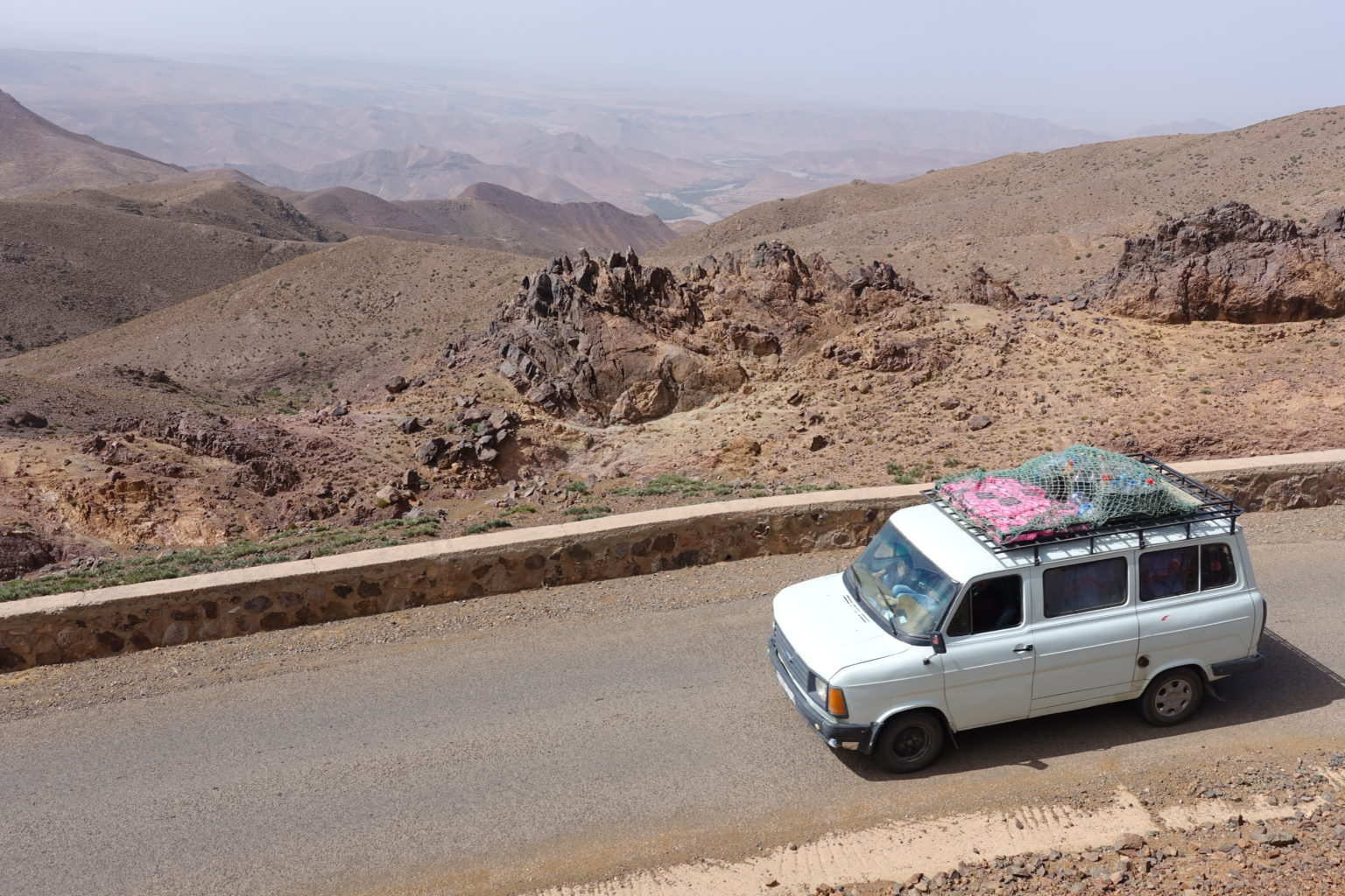 W górach Atlas