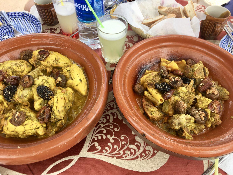 Tadżin to typowa marokańska potrawa