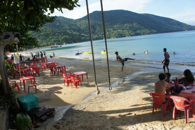 Trudno sobie wyobrazić, że idylliczna Ilha Grande była kiedyś więzieniem
