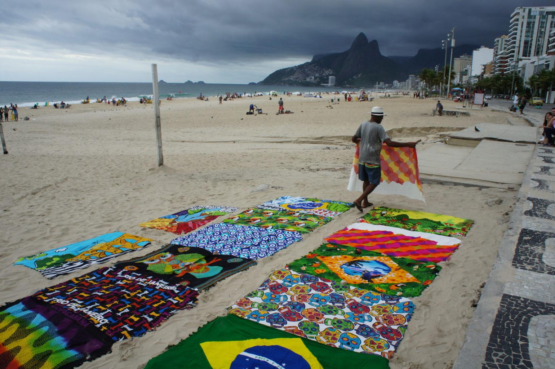 Ipanema jest uważana za bardziej elegancką od Copacabany