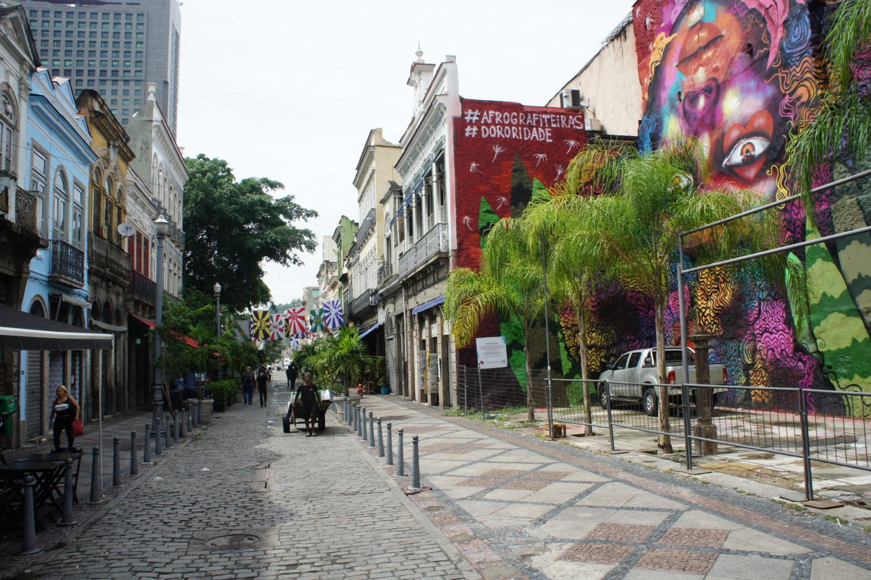 W historycznym centro Rio mieszczą się kluby zaliczane do najlepszych na świecie
