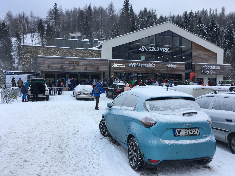 Ogrzewanie i klimatyzacja Renault ZOE są wydajniejsze niż w autach z silnikami spalinowymi