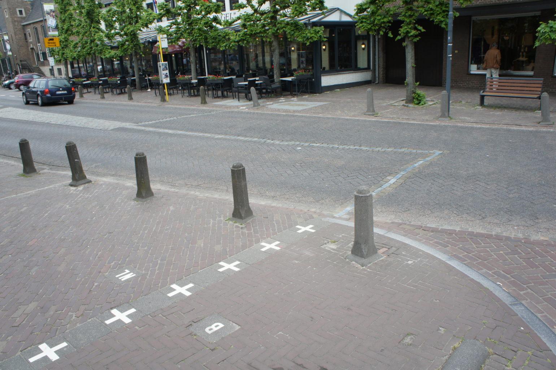 Enklawy w Baarle to prawdziwe własnościowe puzzle