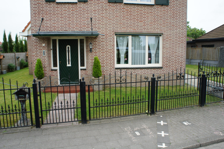 W Baarle granica belgijsko - holenderska przebiega w zadziwiający sposób