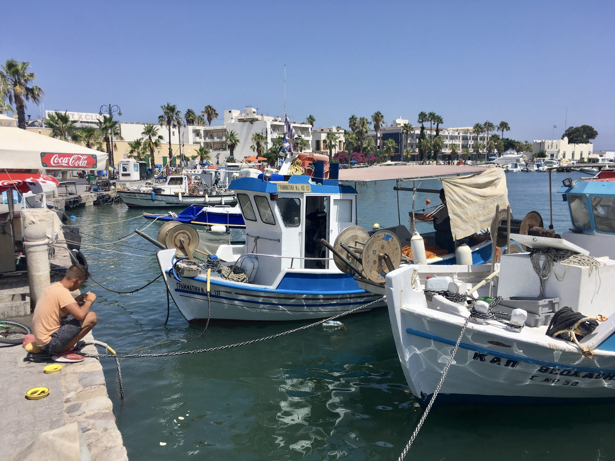 Port w Kos