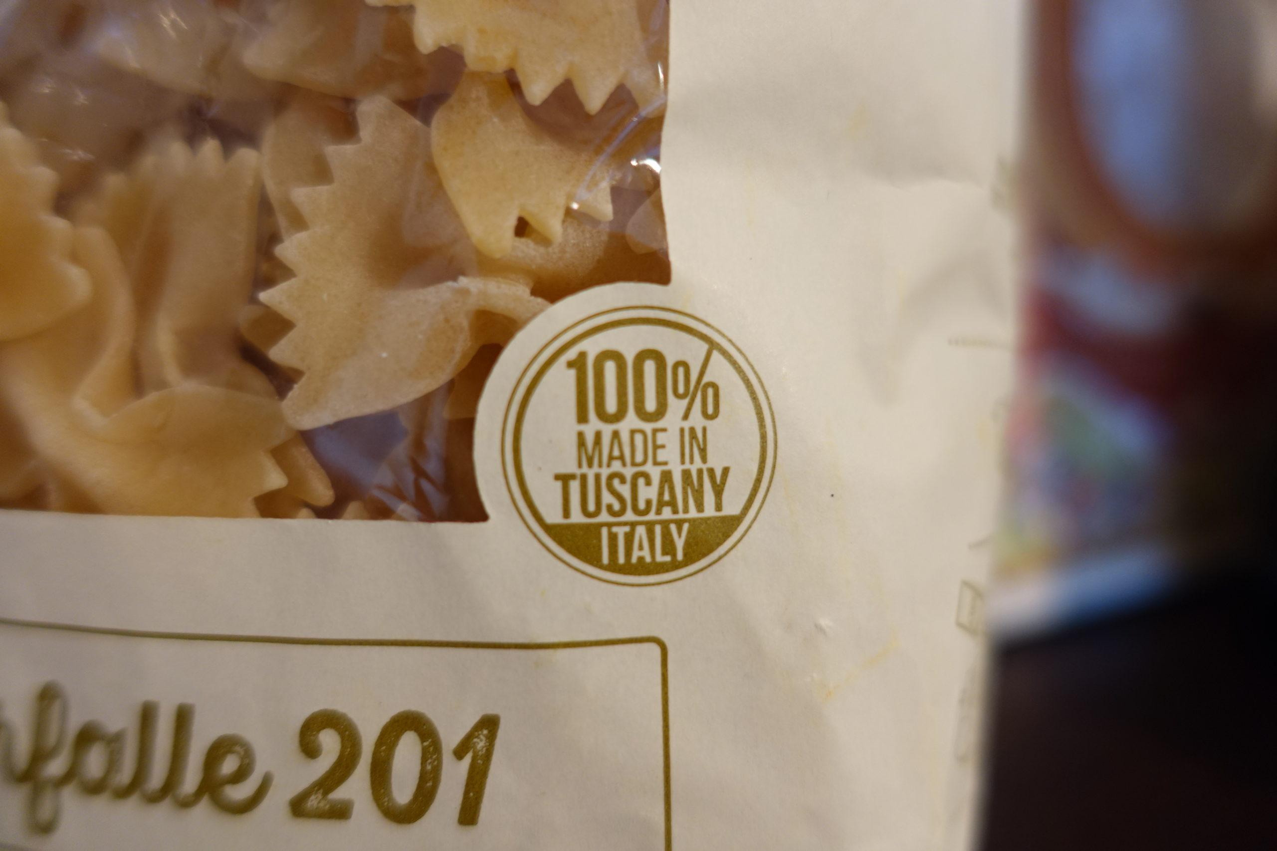 """""""Made in Italy"""" to nie zawsze włoskie"""