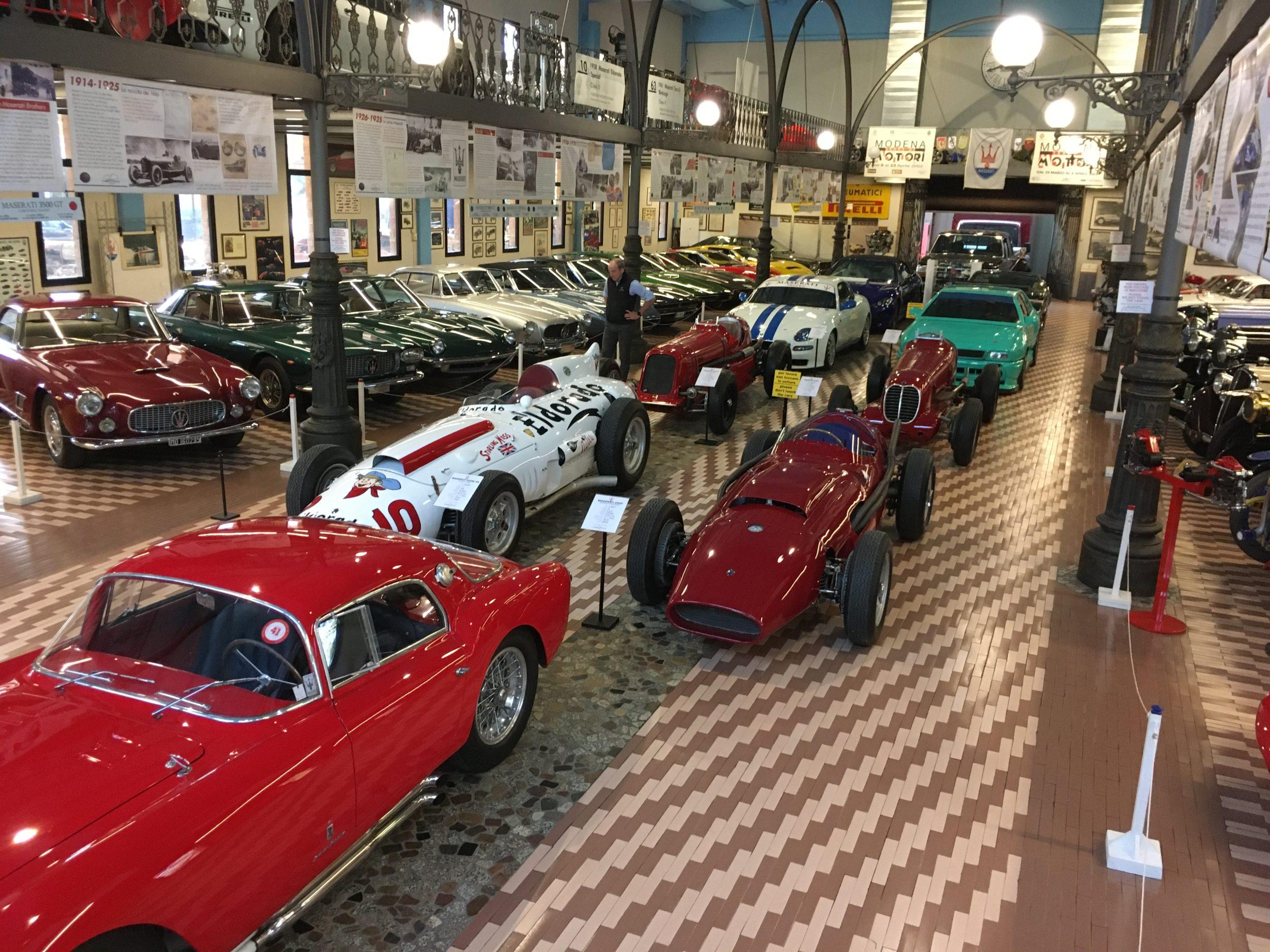 Maserati - Collezione Umberto Panini
