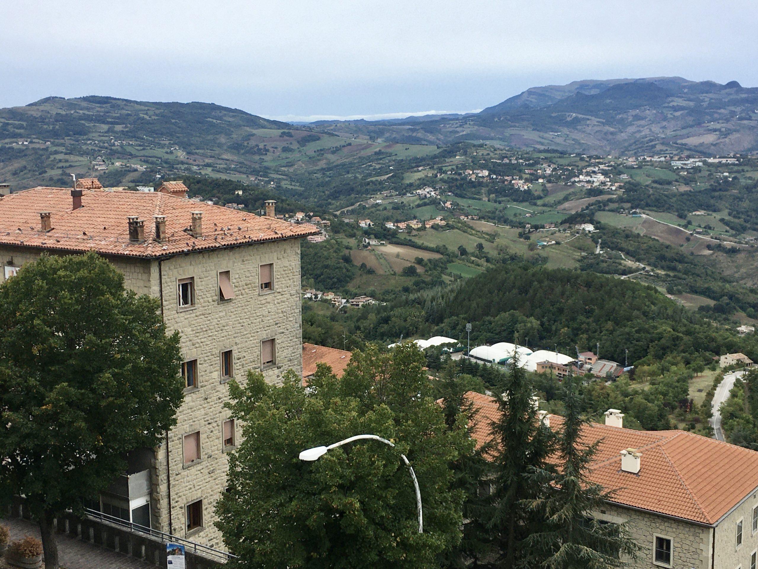 Z San Marino czasami widzimy Chorwację