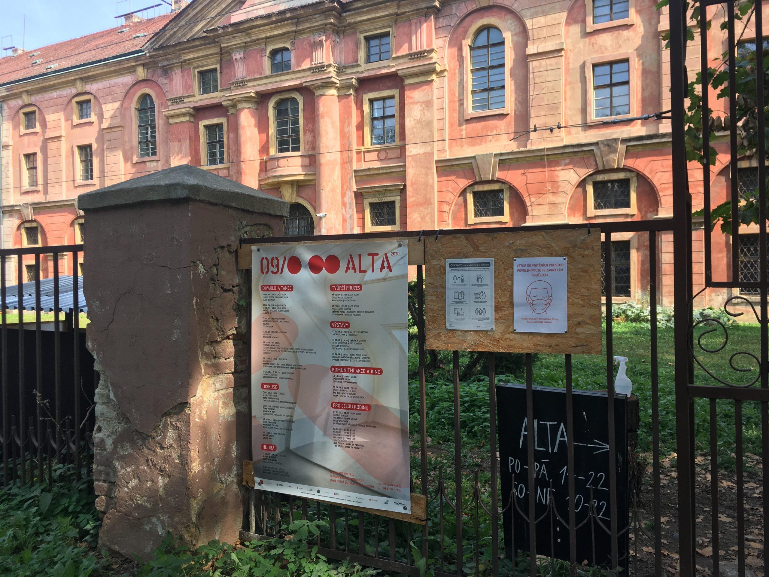 ALTA to centrum kultury alternatywnej